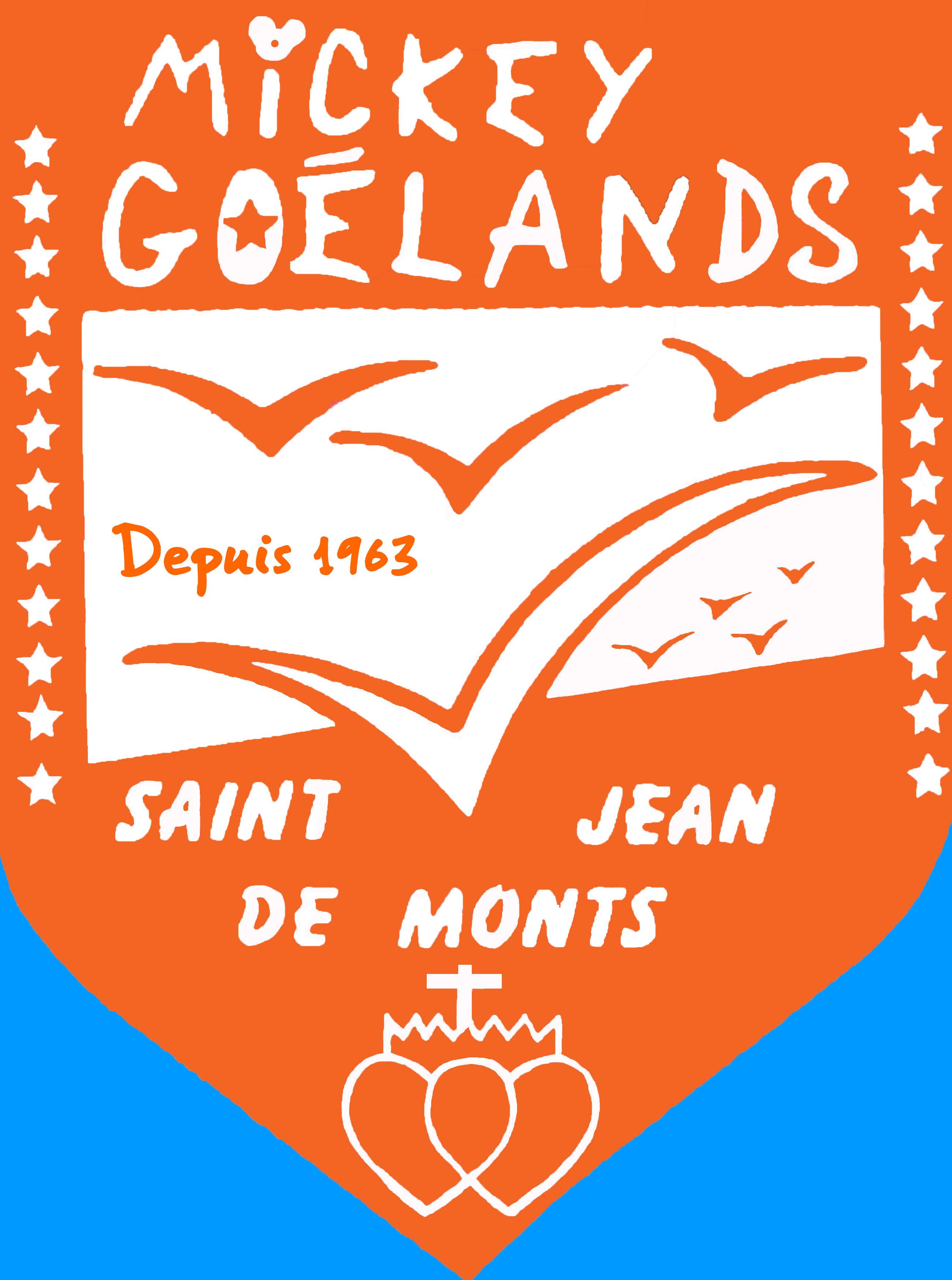 Club de Plage Mickey Goelands Saint Jean de Monts